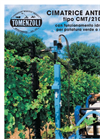 Model CMT/2100 - Front Hedge Trimmer Brochure