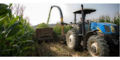 Row Independent Maize Chopper