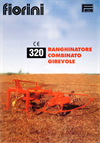 Model 320 - Tedder Rake Brochure