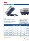 Model CMB - Tandem Trailers Brochure