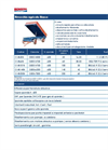 Model CMB - Twin Axle Trailers - Brochure