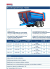 Model CMB - Tandem Dump Trailers Brochure