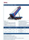 Model CMB199VT & CMB200VT - Tridem Dump Trailers - Brochure