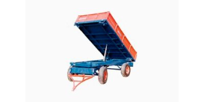 Model CMB - Twin Axle Trailers