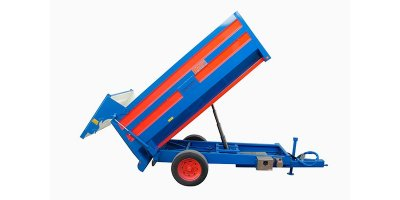 Model CMB50VM1 - Single Axle Dump Trailers