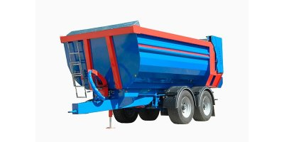 Bonsegna - Model CMB - Tandem Dump Trailers