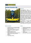 HERMES - Model HM - Circular (disk) Mulching Machines without Swing Disk Brochure