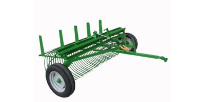 Model RG 6 38 TEETH - Hay Rakes