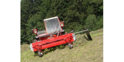 Model M014 - 210.4D. - Side-Delivery Hay Rake for Tractors