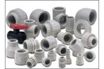 Bucchi - Model LINE 7000 - Polypropylene (PP) Valves and Fittings for Aggressive Liquids (PP)
