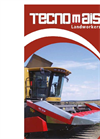 Model TM 2 / TM-RP2 - Fixed and Foldable Maize Headers Brochure