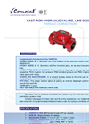 Threaded Cast Iron Line Valve Brochure