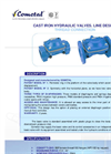 Cometal Hydraulic Cast Iron Valves Brochure