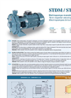 Model STDM / STD - Twin Impeller Electro Pump Brochure
