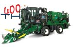 TH 400 Harvesting Capacity 40/50 Tons/Hour