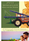 Kentucky - Model ATN 12.0 - Tobacco Harvesting Machine Brochure