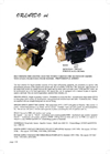 Orlando - Model PT EEM - Transfer Pumps - Brochure