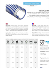VIDAFLEX MILK - Model SPH - Flexible Hose Brochure