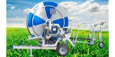 Nettuno - Model Junior - Hose Reel Irrigators - PIPE DIAMETER mm