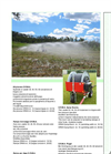 GREENCARE Leader - Model 32, 40, 50, 63 - Irrigation Boom Brochure