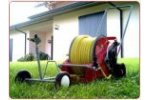 GREENCARE Leader - Model 20 - Hose Reel Irrigation Machine