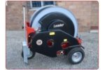 Leader - Model 40 - Hose Reel Irrigation Machine