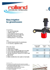 Model 6CTB - Sprinklers Brochure
