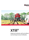 XTill - Strip Till Brochure