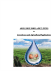 Drip Irrigation System - Brochure
