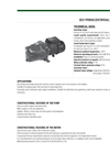 Model DAB JET 62-132 - Cast Iron Pumps Brochure
