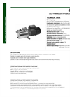 Model DAB JETINOX 82-132 - Stainless Jet Pumps Brochure