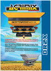 Model DR2X - Double Disk Fertilizer Spreaders Brochure