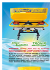 Model RP2X-F - Double Disk Fertilizer Spreader Brochure