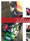 Model VF150 Aut - Automatic Forest Winch Brochure