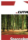 Cutmac - Model SF105 DUO - Log Splitter Brochure