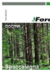 Model SF170 - Log Splitter Brochure