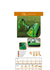 TSL - Model 130 ,150, 180 - Central and Off Set Mower Brochure