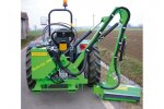 Butterfly - Model 170, 250, 300, 350 - Hydraulic Flail Hedger Mower