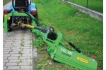 TSL Garden - Model 100 ,120, 150 - Central and Off Set Mower