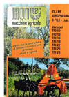 IRONMEC - Model TRI Series - Hydropneumatic Tiller Brochure
