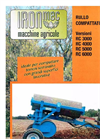 IRONMEC - Model RC - Roller Brochure