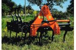 IRONMEC - Model TRI Series - Hydropneumatic Tiller