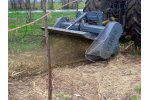 Model TPF - Heavy Duty Forestry Mulcher