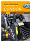 Condor - Central Discharge Cement Mixer Bucket Brochure