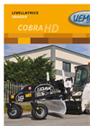 Cobra - Model HD - Grader Brochure