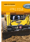 Model LTD/LTDA - Tilt Dozer Blade Brochure