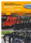 Model FPRA - Agricultural Grapple Fork Brochure