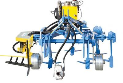 Lamax - Model S - Inter-Row Combined Machine with Single Blade