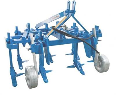 Giovanni - Model CRM - Variable Hydraulic Tiller with Fixed Shanks