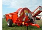 Rotating Manure Spreaders